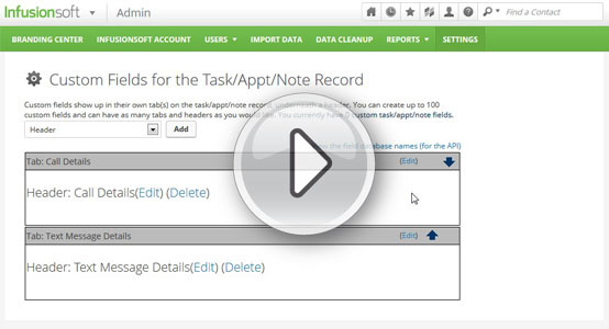 TeleTracker to Infusionsoft Integration Final Steps